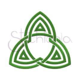 Irish Knot Embroidery Frame