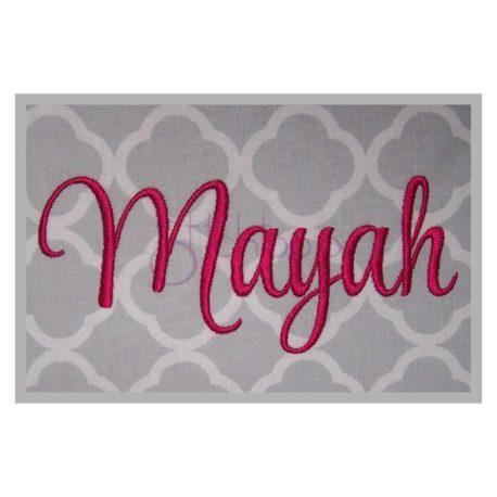 Stitchtopia Mayah Monogram Set b