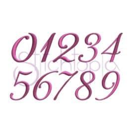 Emily Numbers Set – 6 sizes