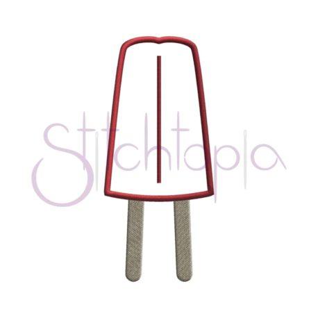 Stitchtopia Popsicle Applique