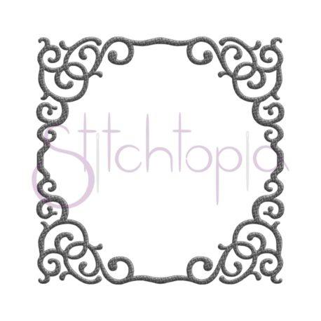 Stitchtopia Vine Embroidery Frame