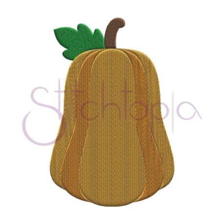 Stitchtopia Pumpkin 3 Embroidery Design