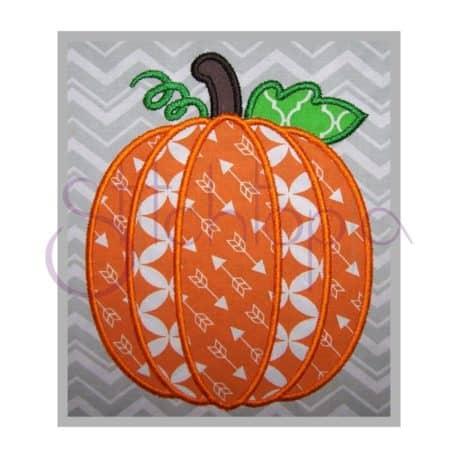 Stitchtopia Pumpkin 4 Applique b
