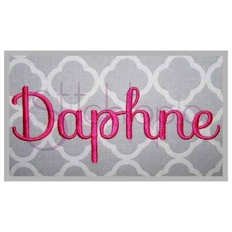 Stitchtopia Daphne Monogram Set