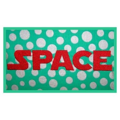 Stitchtopia Space Monogram Set