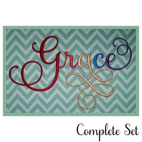 Stitchtopia Grace 1-6 Complete Set b
