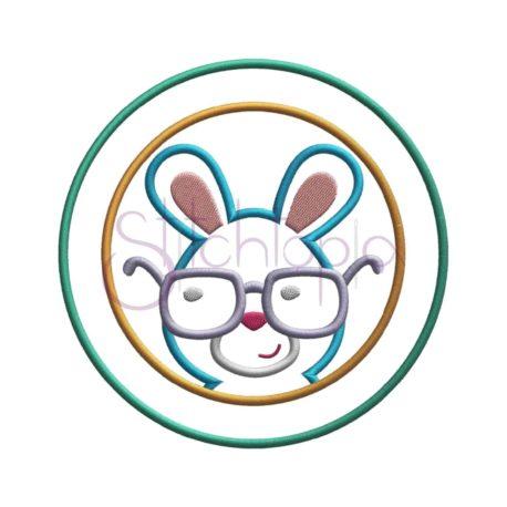 Stitchtopia Boy Bunny Applique