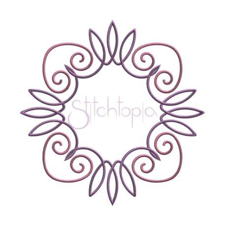 Stitchtopia Elegant Frame