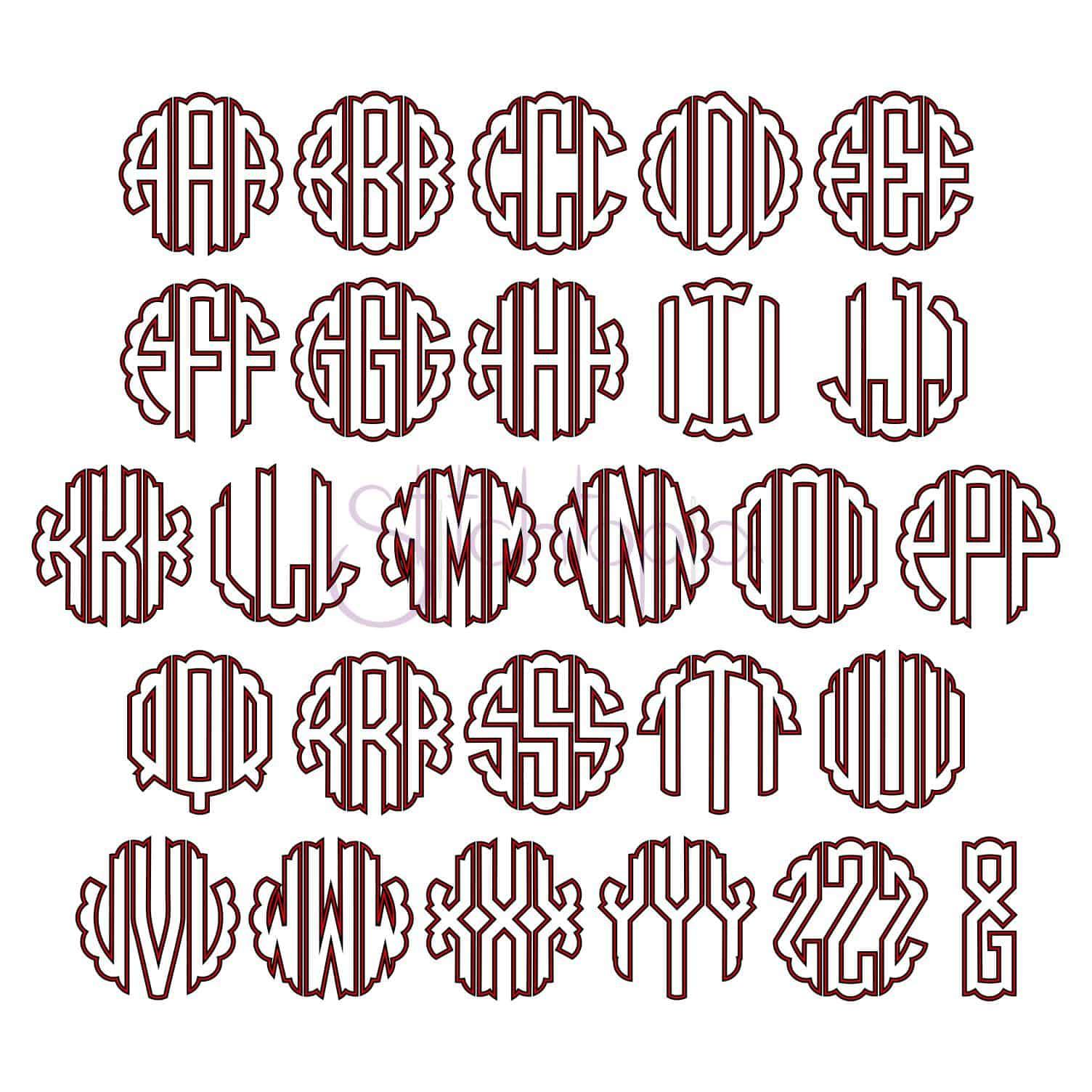 circle 3  bean stitch 4 5 u0026quot  5 u0026quot  6 u0026quot