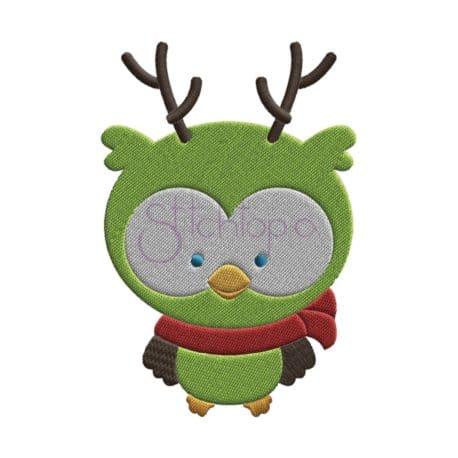 stitchtopia-christmas-owl-reindeer-embroidery-design