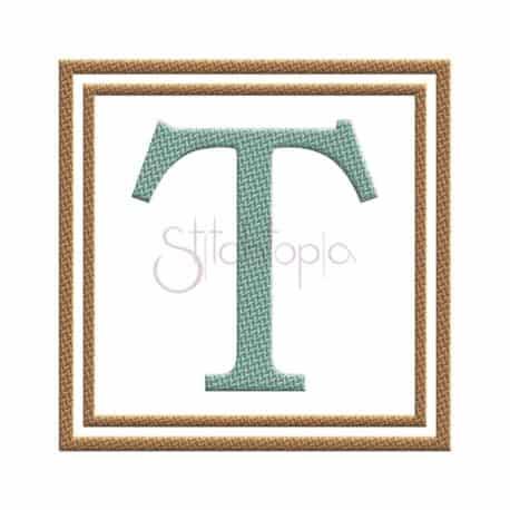 machine embroidery square frame basic