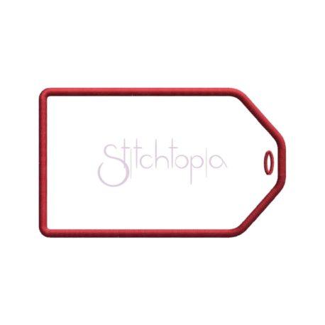 Stitchtopia Classic Gift Tag #1 b