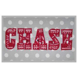 Chase Applique Font – 2″ 3″ 4″