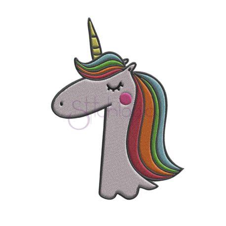 Stitchtopia Unicorn Embroidery Design