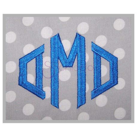 Stitchtopia Diamond Embroidery Monogram